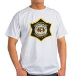 Mississippi County Missouri Light T-Shirt