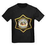 Mississippi County Missouri Kids Dark T-Shirt