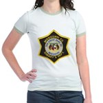 Mississippi County Missouri Jr. Ringer T-Shirt