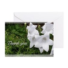 Balloon Flower Thank You Cards 5x7 (Pk of 10)