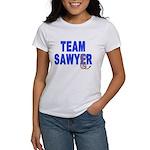 Lost TEAM SAWYER Women's T-Shirt