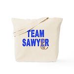 Lost TEAM SAWYER Tote Bag