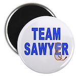 Lost TEAM SAWYER Magnet