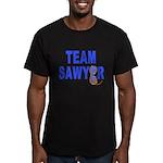 Lost TEAM SAWYER Men's Fitted T-Shirt (dark)