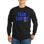 Lost TEAM SAWYER Long Sleeve Dark T-Shirt