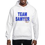 Lost TEAM SAWYER Hooded Sweatshirt
