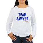 Lost TEAM SAWYER Women's Long Sleeve T-Shirt