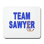 Lost TEAM SAWYER Mousepad