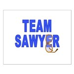 Lost TEAM SAWYER Small Poster