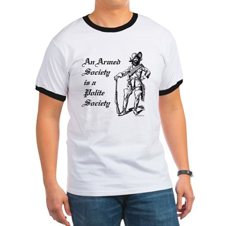 An Armed Society Ringer T
