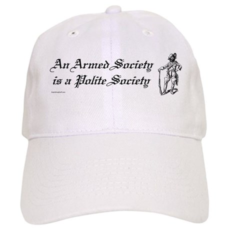 An Armed Society Cap