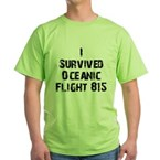Lost Survived Green T-Shirt