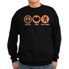 Peace Love Holland Sweatshirt
