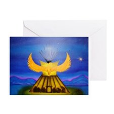 Highest Communication Greeting Card