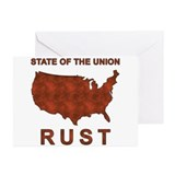 State of the Union Greeting Cards (Pk of 20)