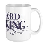 A Hard Viking is Good to Find Large Mug