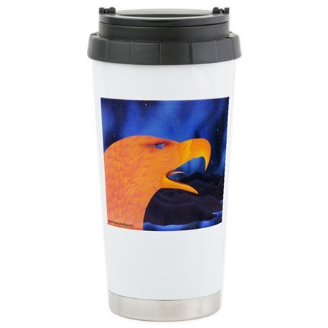 Heavens Ceramic Travel Mug