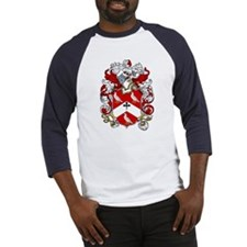 Hedley Coat of Arms Baseball Jersey