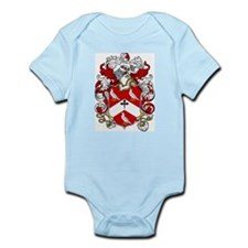 Hedley Coat of Arms Infant Creeper