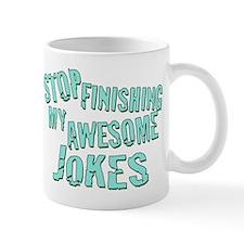 Scrubs Awesome Jokes Mug