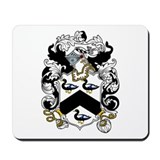 Henshaw Coat of Arms Mousepad