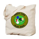 Enjoy Life Play Pool Tote Bag