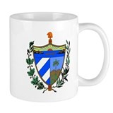 Cuba Coat of Arms Mug