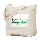 Cute Stepfather Tote Bag