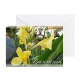 Get Well Soon Cards 5x7 (Pk of 10)