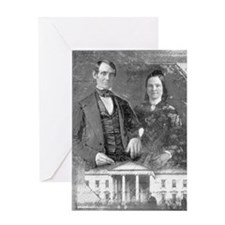 Valentine's Card Abe & Mary Todd