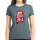 Alabama Football Tee