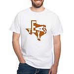 Texas Football White T-Shirt