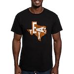 Texas Football Men's Fitted T-Shirt (dark)