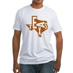 Texas Football Fitted T-Shirt