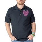 Texas Football Organic Kids T-Shirt (dark)