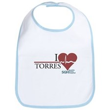 I Heart Torres - Grey's Anatomy Bib