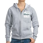 Seattle Grace Resident Women's Zip Hoodie
