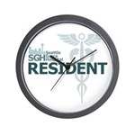 Seattle Grace Resident Wall Clock