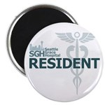 Seattle Grace Resident Magnet