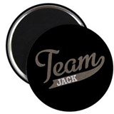 "Team Jack 2.25"" Magnet (100 pack)"