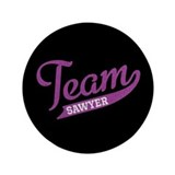 "Team Sawyer 3.5"" Button (100 pack)"