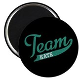 "Team Kate 2.25"" Magnet (100 pack)"