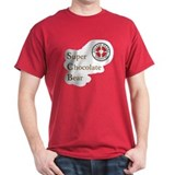 SCB Super Chocolate Bear T-Shirt