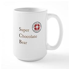 SCB Super Chocolate Bear Mug