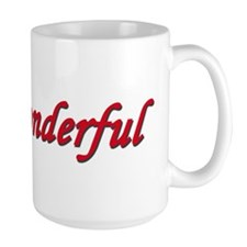 Mr. Wonderful Mug