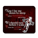 Vampyre Prayer Mousepad