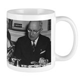 Harry S. Truman coffee mug