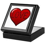 Love Tat Keepsake Box