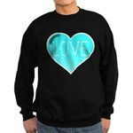 Love Tat Sweatshirt (dark)