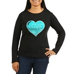 Love Tat Women's Long Sleeve Dark T-Shirt